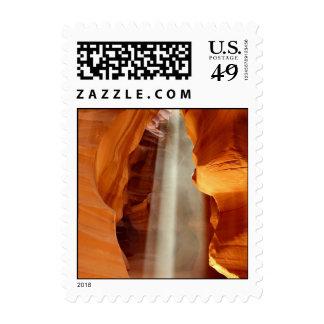 Antelope Canyon Arizona Postage Stamp
