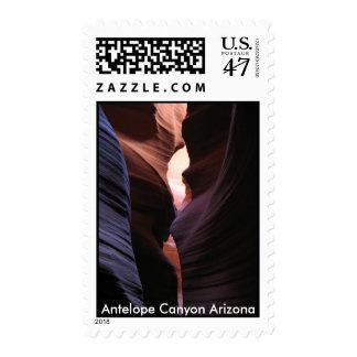 Antelope Canyon Arizona Postage