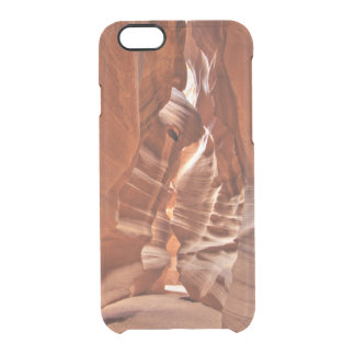 Antelope Canyon Clear iPhone 6/6S Case