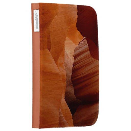 Antelope Canyon Kindle Cover