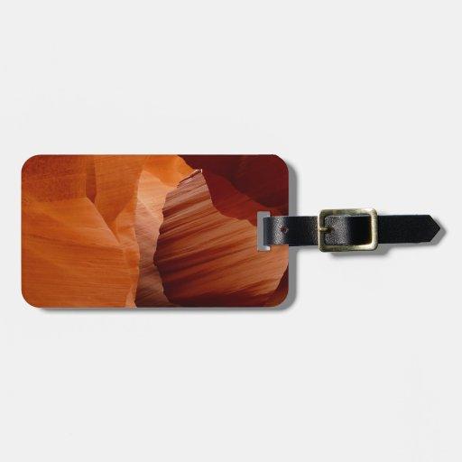 Antelope Canyon Luggage Tags