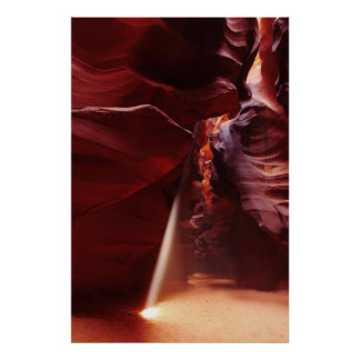 Antelope Canyon National Park Poster
