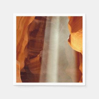 Antelope Canyon Paper Napkin