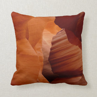 Antelope Canyon Throw Pillows