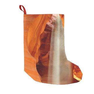 Antelope Canyon Small Christmas Stocking
