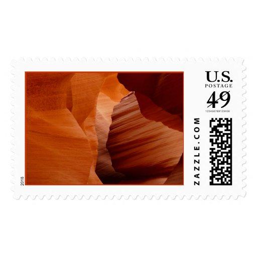 Antelope Canyon Stamp