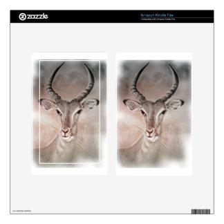 Antelope Decals for Kindle