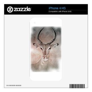 Antelope IPhone 4S iPhone 4S Decals