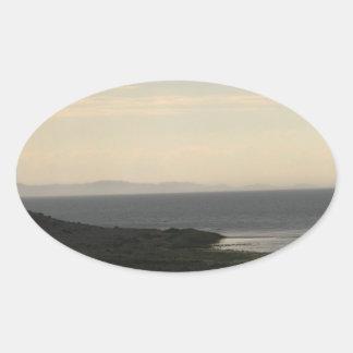 Antelope Island Evening Sticker