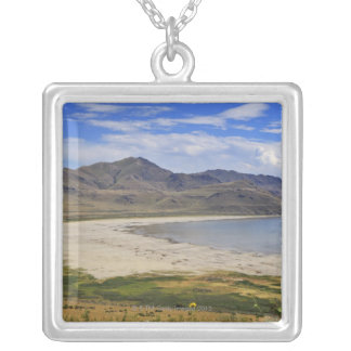 Antelope Island State Park, Great Salt Lake, Necklace
