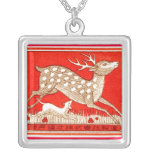 Antelope Custom Necklace