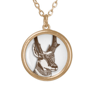 Antelope Necklace