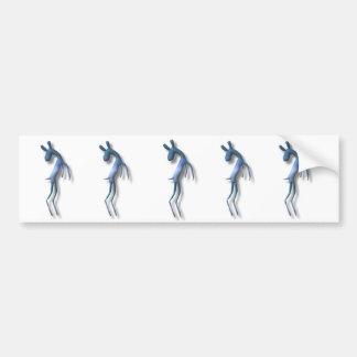 Antelope (or Gazelle) Bumper Sticker