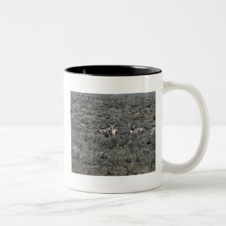 Antelope Play Mugs