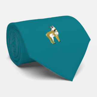 Antelope Tie Blue