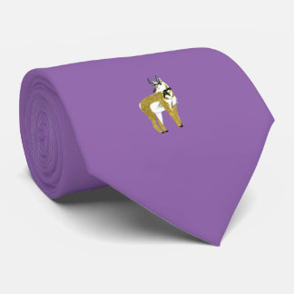 Antelope Tie Purple
