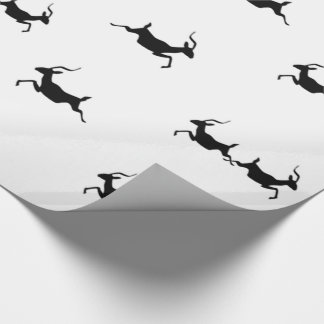 Antelope Wrapping Paper