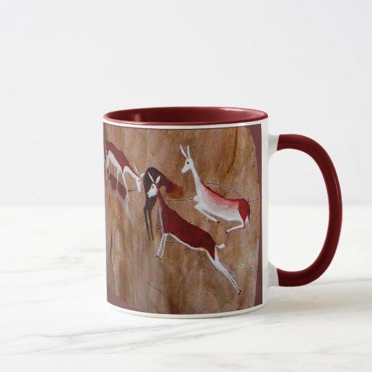 Antelopes 5 mug