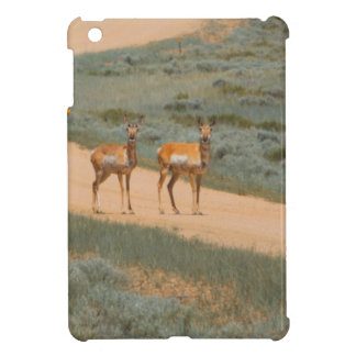 Antelopes crossing cover for the iPad mini