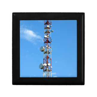 Antena de transmisor joyero cuadrado pequeño