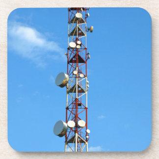 Antena de transmisor posavaso