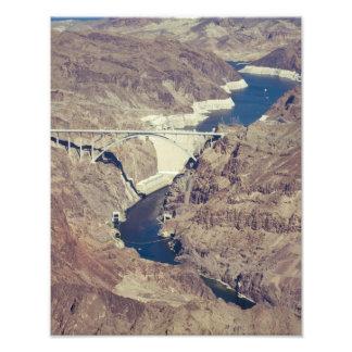 Antena del Preso Hoover Impresión Fotográfica
