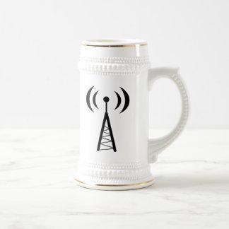 Antena Jarra De Cerveza