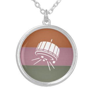 Antena por satélite del disco de la ESTRELLA del b Collar Personalizado