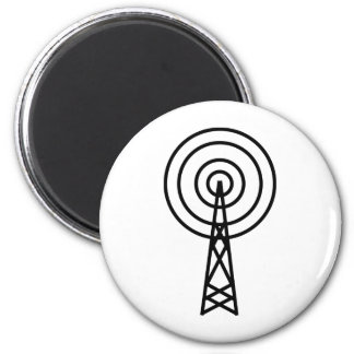 antenna aerial sign magnet