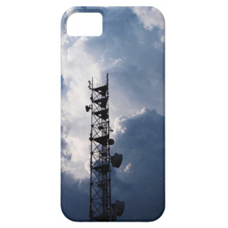 Antenna and thunderclouds iPhone SE/5/5s case