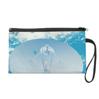 Antenna in Space Wristlet Purses