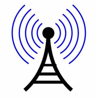 Antenna Statuette