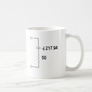 Antenna Tuning Unit Diagram Coffee Mugs