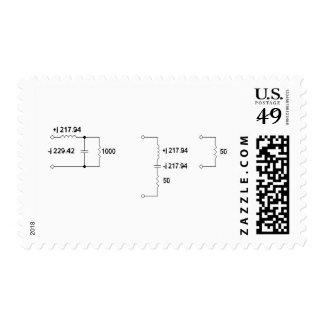 Antenna Tuning Unit Diagram Postage Stamp