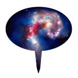Antennae Galaxies Colliding Cake Pick