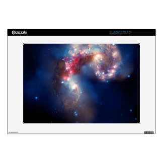 "Antennae Galaxies Colorful Composite Decals For 15"" Laptops"
