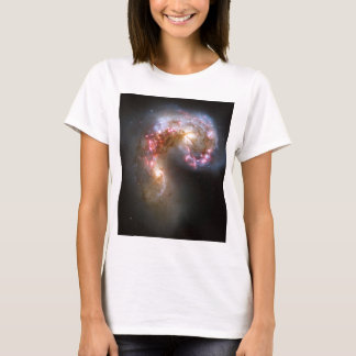 Antennae Galaxies, NGC 4038-4039 T-Shirt