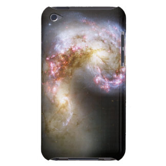 Antennae Galaxies NGC 4038 NGC 4039 Caldwell 60 61 Barely There iPod Cover