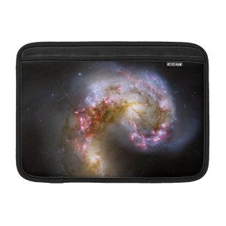 Antennae Galaxies Space Astronomy MacBook Air Sleeve