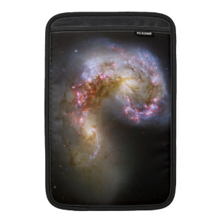 Antennae Galaxies Space Astronomy Sleeves For MacBook Air