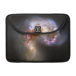 Antennae Galaxies Space Astronomy Sleeves For MacBooks