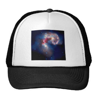 Antennae Galaxies - Supernovas and Black Holes Trucker Hat