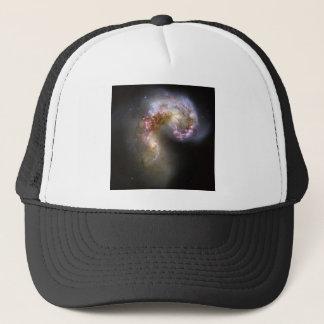 Antennae galaxies trucker hat