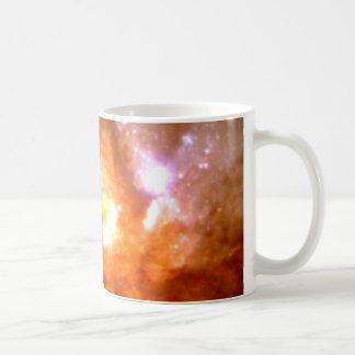 Antennae Galaxy Closeup (NGC 4038:4039 ) Coffee Mug