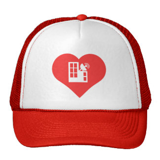 Antennas Symbol Trucker Hat