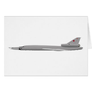 Anteojera del Tupolev Tu-22KD Felicitacion