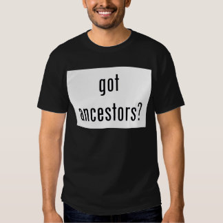¿antepasados conseguidos? poleras