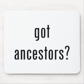 ¿antepasados conseguidos? alfombrillas de ratón