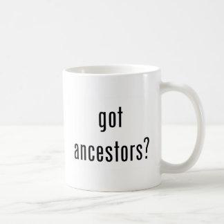 ¿antepasados conseguidos taza