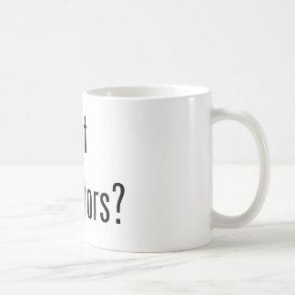 ¿antepasados conseguidos? taza básica blanca
